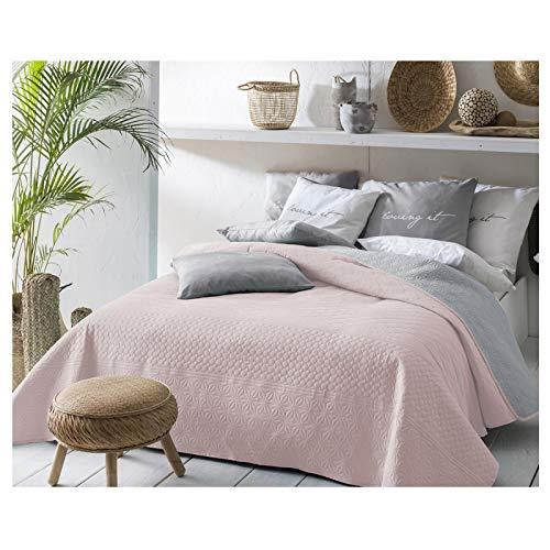 JEMIDI Tagesdecke 200cm x 220cm Bettüberwurf Bettüberwurf Sofaüberwurf Bett Decke gesteppt Tages...