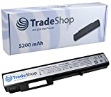 Hochleistungs Laptop Notebook Akku 14,4V/14,8V 5200mAh für Hewlett Packard HP Compaq Elitebook 8530 8530w 8530w 8540w Mobile Workstation 8540p 8730p 8730w 8740w Probook 6440 6550b