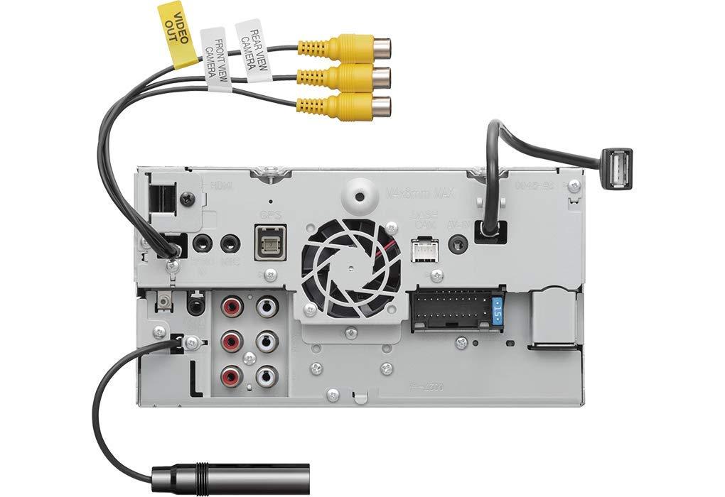 Kenwood-DNR4190-DABS-2DIN-Navigation