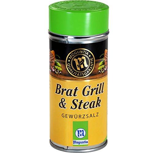 Brat, Grill & Steak - Moguntia 1er Pack 150g