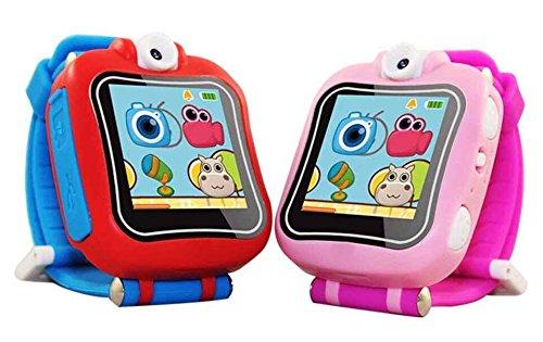 Kid-watch-SmartWatch-infantil-con-camara-y-tarjeta-Micro-SD-de-regalo