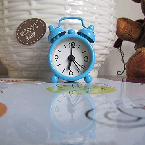 Rifuli-Küche, Haushalt & Wohnen Uhr Kreative Nette Mini Metall Kleine Wecker Elektronische Kleine Wecker Hausgarten Küchenzubehör Uhren Wecker