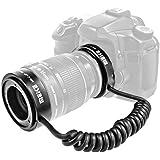 MEIKE makroadapter-bague de mise au point automatique aF 58 mm - 77 mm pour appareil photo reflex numérique canon eOS