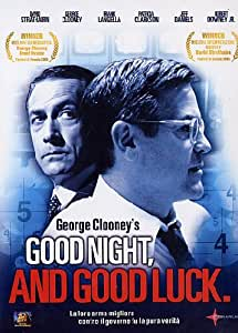 Good Night And Good Luck (Special Edition) (2 Dvd)