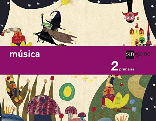Música. 2 Primaria. Celme - 9788498545142 por Ángel Müller Gómez