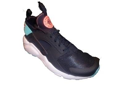 hot sale online 91124 52f53 Nike Air Huarache Run Ultra Gs, Chaussures de Running Compétition fille ,  noir , Black Hyper Pink, 38 EU Amazon.fr Chaussures et Sacs ...