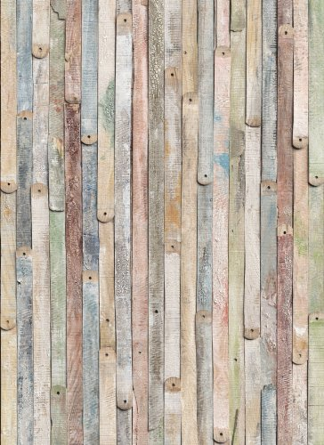 Komar Vintage Wood - Papel para pared