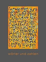Kalender Wörter und Zahlen