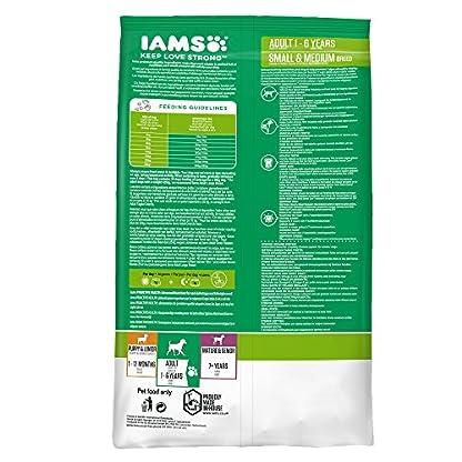 Iams Adult Small/Medium Breed Chicken 1kg 1000g 2