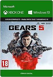Gears of War 5 Standard Edición - Xbox / Win 10 PC - Código de descarga