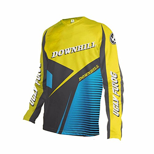 Protective Darwin Herren Fahrrad Trikot Polo Mountain Bike MTB Shirt Gr L