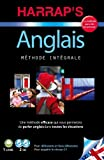 Harrap's Méthode Intégrale anglais 2CD+livre by Sandra Stevens (2011-03-23) - Harrap's - 23/03/2011