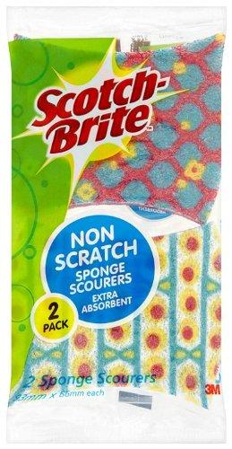 scotch-brite-non-scratch-design-sponge-scourer-twin-packpack-of-5