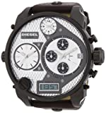 Diesel Herren-Armbanduhr XL Mr. Daddy Multi Movement Analog - Digital Quarz Leder DZ7126