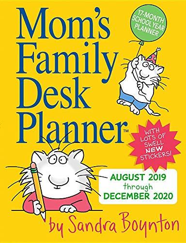 Mom\'s Family 2020 Planner