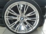 Original BMW 4er F32 F33 F36 Sommerkomplettradsatz MPerformance Doppelspeiche 624 pol. Pirelli m.RDC (Aktion)