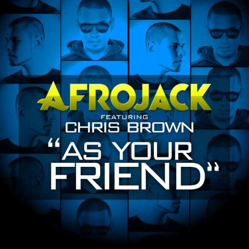 As Your Friend [feat. Chris Brown] [Clean]
