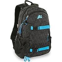Kangaroo Sunny, Unisex–Adult Backpack, Black, 20