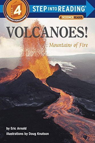 Volcanoes! Mountains of Fire (Step-Into-Reading, Step 4) by Arnold, Eric (1997) Paperback par Eric Arnold