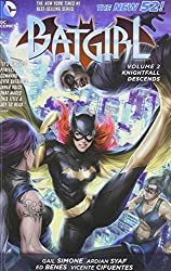 Batgirl Vol. 2: Knightfall Descends (The New 52)
