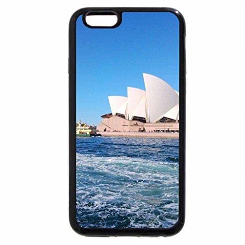 iPhone 6S / iPhone 6 Case (Black) Sydney,Opera,House,Australia