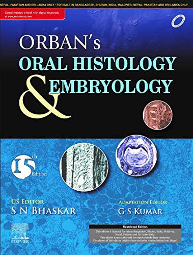 Package of Orban's Oral Histology & Embryology, 15e and Atlas of Oral Histology, 2e