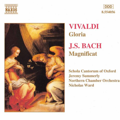 Magnificat in D major, BWV 243...