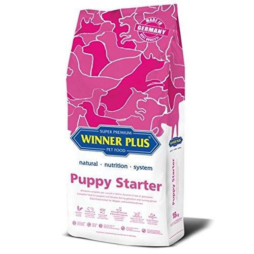 WINNER PLUS Puppy Starter 3 kg - Alimento completo per cuccioli e fattrici durante la fase di gestazione