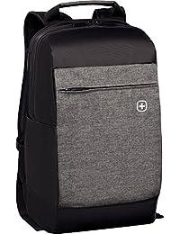Wenger Laptop Backpack mit Tablet Pocket schwarz