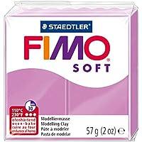 Staedtler Fimo - Pasta de modelar que se endurece en el horno, color lavanda