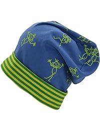 PICKAPOOH Baby/Kinder Mütze Luca aus Bio-Baumwolle