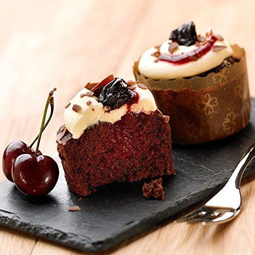 Handmade Cake Company Frozen Blackforest Mini Cakes - Pack Size = 1x12ind