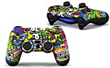 PS4 controller skin ( sticker ) of Hooni...