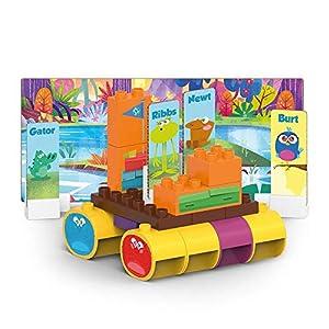BIOBUDDI Swampies BB-0149 Juguete de construcción - Juguetes de construcción (Juego de construcción, Multicolor, 1,5 año(s), 31 Pieza(s), Niño/niña, Niños)