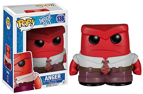 Imagen principal de POP! Vinilo - Disney: Inside Out: Anger