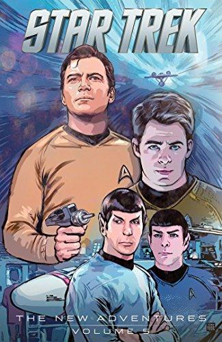 Star Trek: New Adventures Volume 5 (Star Trek: The New Adventures)