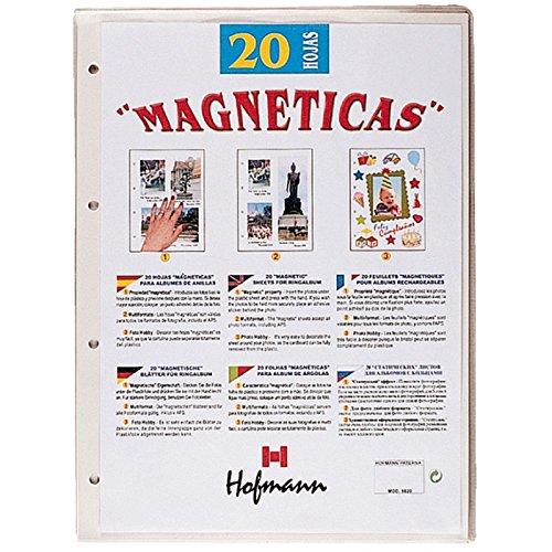 HOJAS MAGNETICAS Mod. 9820