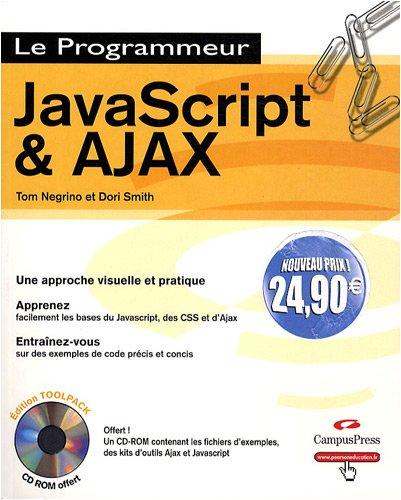 Javascript & Ajax Nouveaux Prix