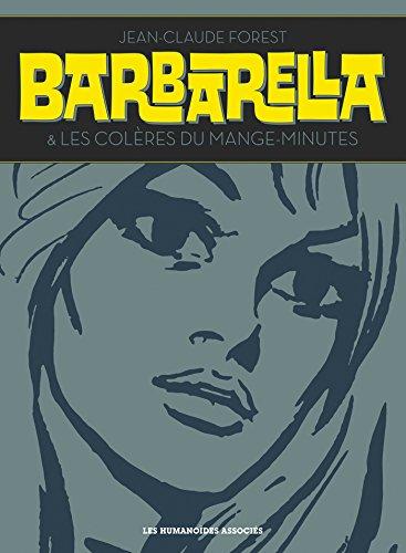 Barbarella - intégrale par Jean-Claude Forest