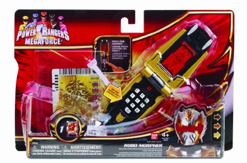 Bandai 35039 - Power Rangers Megaforce Robo Knight - Ranger Knight Robo Power