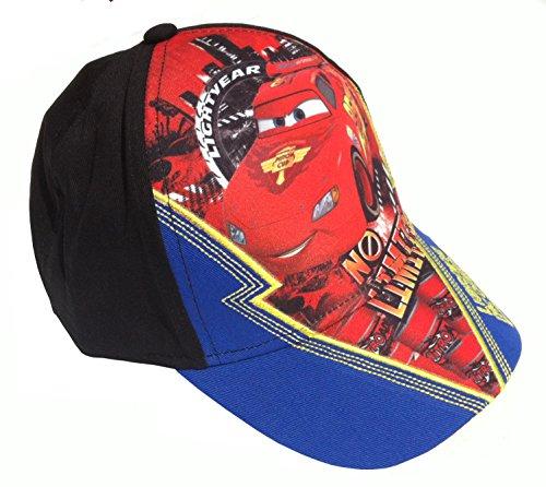 disney-pixar-cars-mc-queen-cap-basecap-mutze-kinder-kappe-schirmmutze-blau-schwarz-54