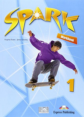 Spark 1 Workbook Pack (Spain)