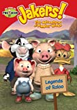 Jakers - Adventures Of Piggley Winks: Legends Of [DVD] [Region 1] [NTSC] [US Import]