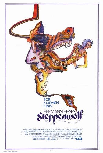 Steppenwolf Plakat Movie Poster (27 x 40 Inches - 69cm x 102cm) (1975)