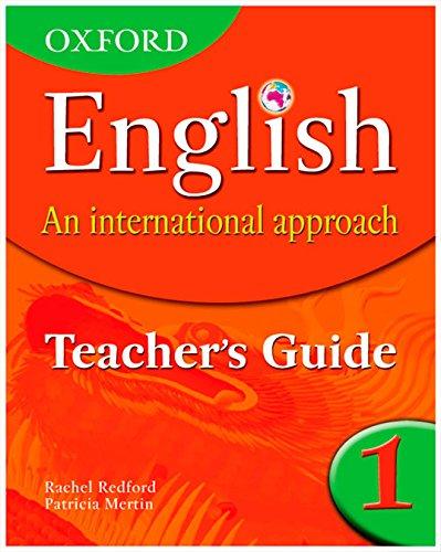 Oxford English. An International Approach 1: Teacher's Book