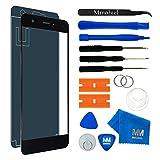MMOBIEL Écran Tactile Compatible avec Huawei Nova (Noir) 5.0 Pouces avec Kit...