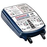 Optimate OM3x 2–Ladegerät für Akkus von 12V–30Ah–für 2Akkus