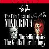The film music of Nino Rota : The Fellini movies : The Godfather trilogy / Nino Rota, comp. | Rota, Nino (1911-1979). Compositeur