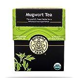 Artemisia Tee–100% organische Kräuter–Buddha Teas–18Bleach Free Teebeutel Tee