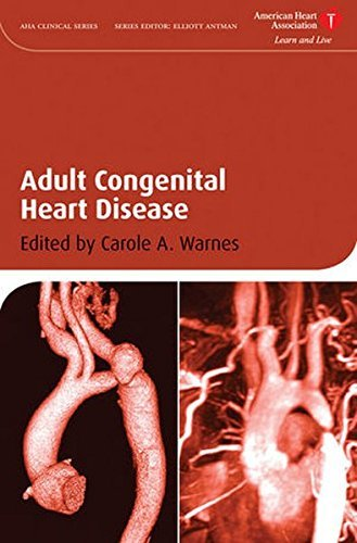 adult-congenital-heart-disease-american-heart-association-clinical-series-by-warnes-2009-04-17
